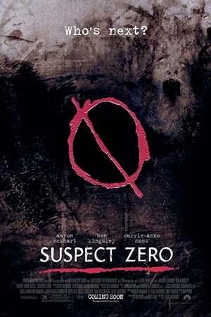 Poster: Suspect Zero - Im Auge des Mörders