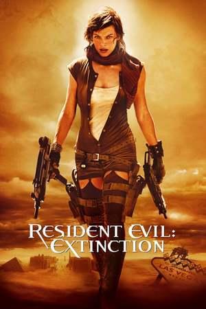 Poster: Resident Evil: Extinction