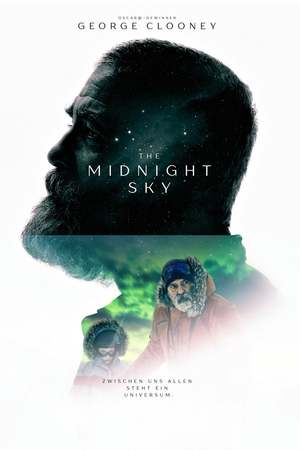 Poster; The Midnight Sky