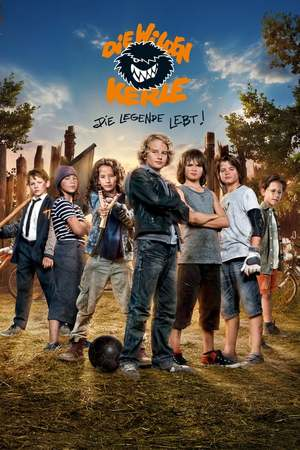Poster: Die wilden Kerle - Die Legende lebt