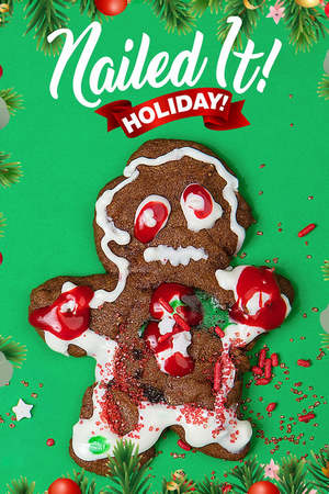Poster: Nailed It! Holiday!
