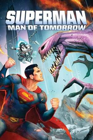 Poster; Superman: Man of Tomorrow