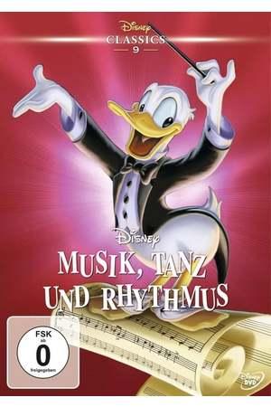 Poster: Musik, Tanz und Rhythmus