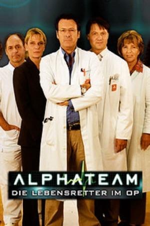 Poster: Alphateam – Die Lebensretter im OP