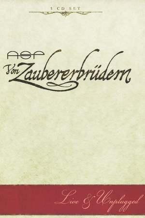 Poster: ASP: Von Zaubererbrüdern - Live & Unplugged