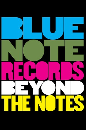 Poster: Blue Note Records: Beyond the Notes
