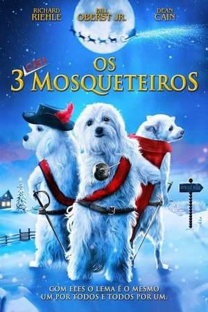 Poster: Die Drei Hundketiere Retten Weihnachten