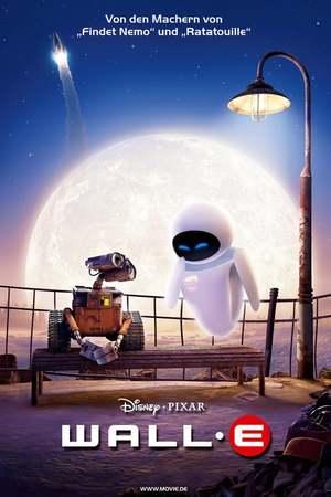 Poster: WALL·E - Der Letzte räumt die Erde auf