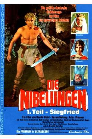 Poster: Die Nibelungen, Teil 1: Siegfried