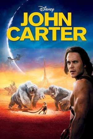 Poster: John Carter - Zwischen zwei Welten