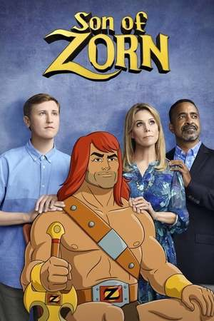 Poster: Son of Zorn