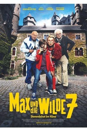 Poster: Max und die wilde 7