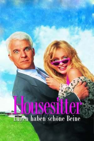 Poster: Housesitter - Lügen haben schöne Beine
