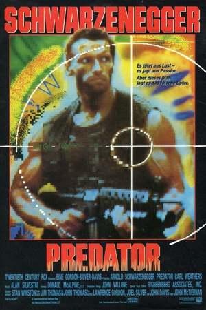 Poster: Predator
