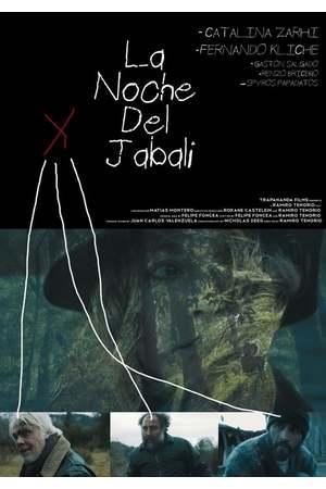 Poster: La noche del jabalí
