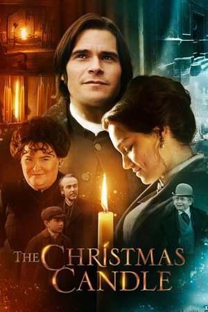 Poster: Christmas Candle - Das Licht der Weihnachtsnacht