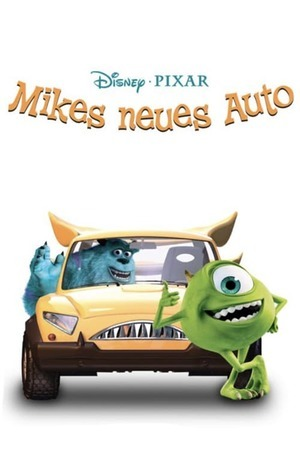 Poster: Mikes neues Auto