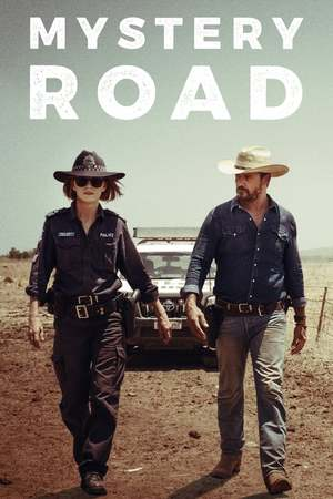Poster: Mystery Road - Verschwunden im Outback