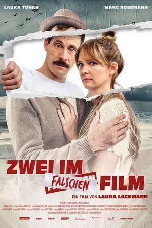 Poster: Zwei im falschen Film