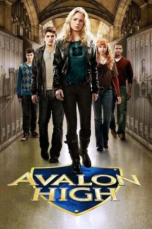Poster: Die Tochter von Avalon