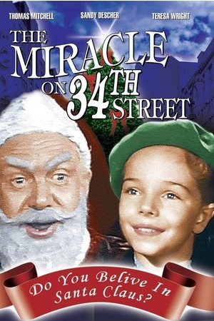 Poster: The Miracle on 34th Street