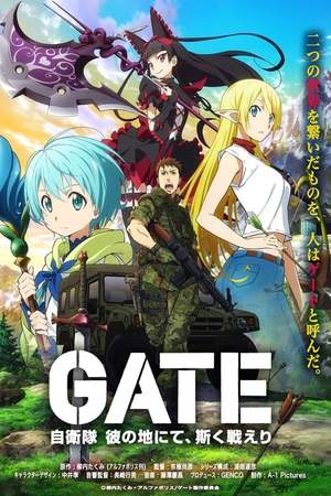 Poster: Gate