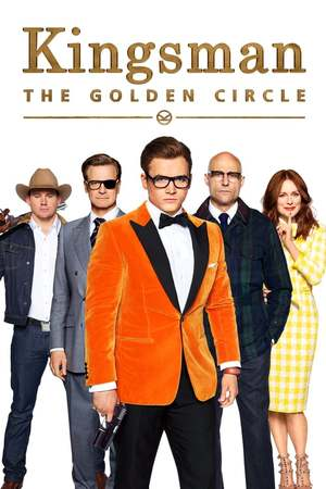 Poster: Kingsman: The Golden Circle