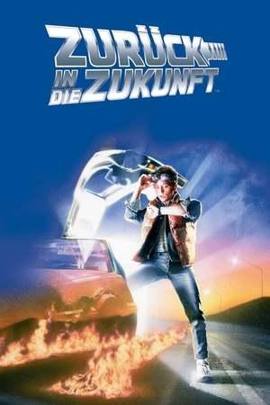 Poster: Zurück in die Zukunft