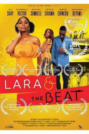Poster: Lara and the Beat