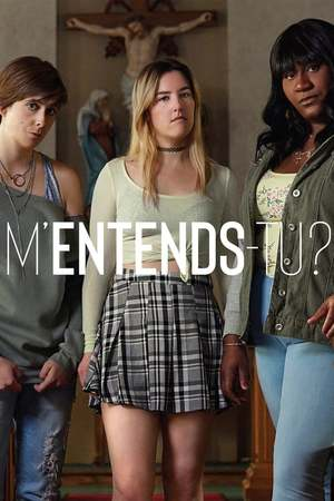 Poster: M'entends-tu?