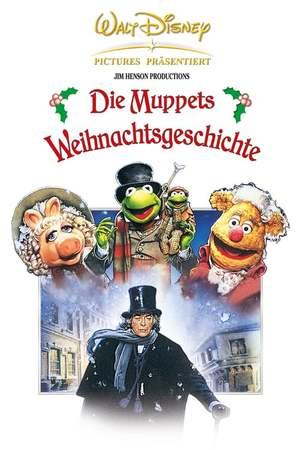 Poster: Die Muppets Weihnachtsgeschichte