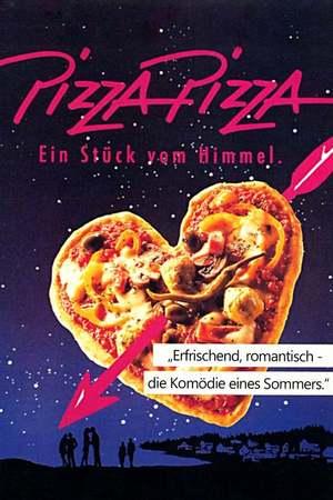 Poster: Pizza Pizza - Ein Stück vom Himmel