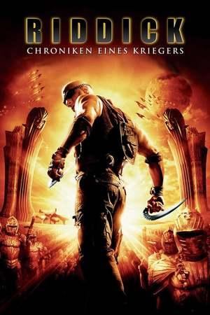 Poster: Riddick - Chroniken eines Kriegers