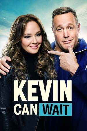 Poster: Kevin Can Wait