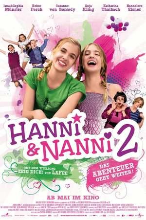 Poster: Hanni & Nanni 2