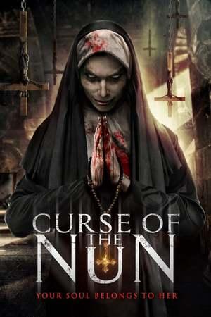 Poster: Curse of the Nun - Deine Seele gehört ihr