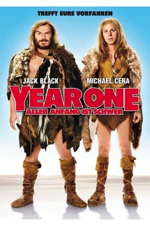 Poster: Year One - Aller Anfang ist schwer