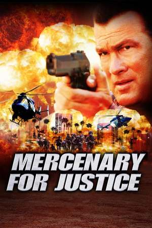 Poster: Mercenary for Justice