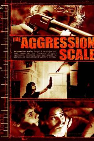Poster: Aggression Scale - Der Killer in dir