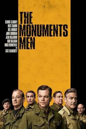 Poster: Monuments Men - Ungewöhnliche Helden