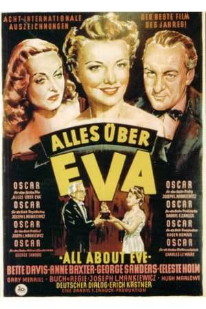 Poster: Alles über Eva