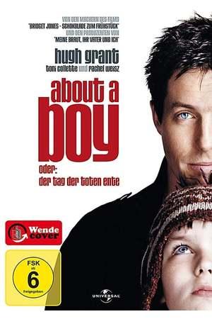 Poster: About a Boy oder: Der Tag der toten Ente