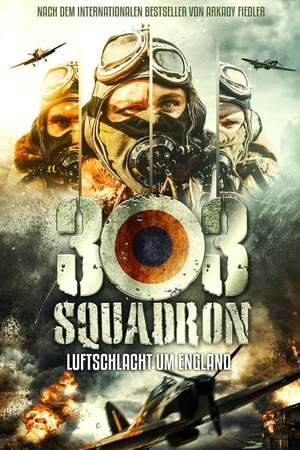 Poster: Squadron 303 - Luftschlacht um England