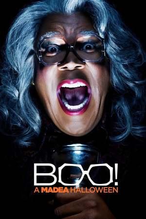 Poster: Boo! A Madea Halloween