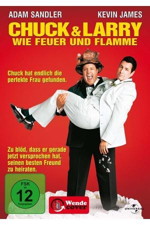 Poster: Chuck und Larry - Wie Feuer und Flamme