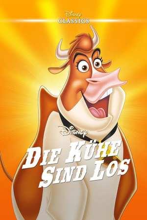 Poster: Die Kühe sind Los!