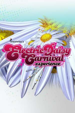 Poster: Electric Daisy Carnival Experience