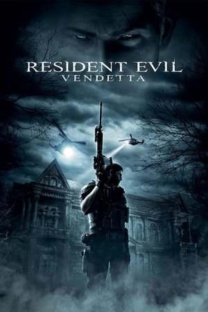 Poster: Resident Evil: Vendetta