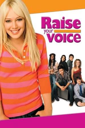Poster: Raise Your Voice - Lebe deinen Traum