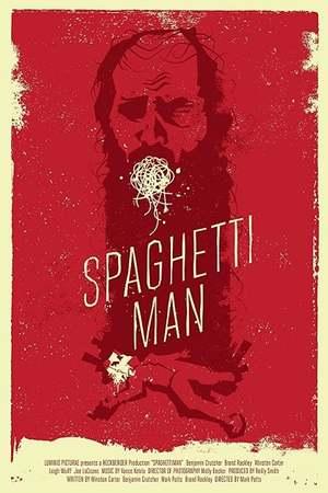 Poster: Spaghettiman
